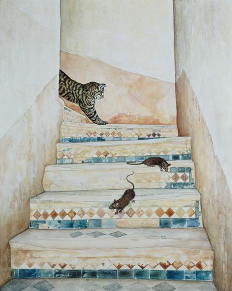 Ben Youssef''s Staircase