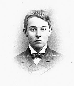 Lord Alfred Douglas, at the age of Twenty-One, at Oxford