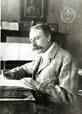 Sir Edward Elgar (1857-1934)