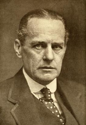 William Babington Maxwell (1866-1938) (b/w photo)