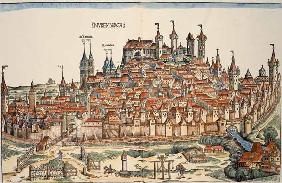 Nuremberg , from: Schedel