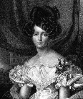 Augusta of Saxe-Weimar-Eisenach as Princess of Prussia