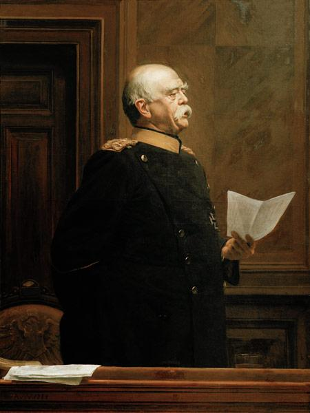 Bismarck in Bundesrat