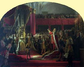Coronation of Frederick the Great