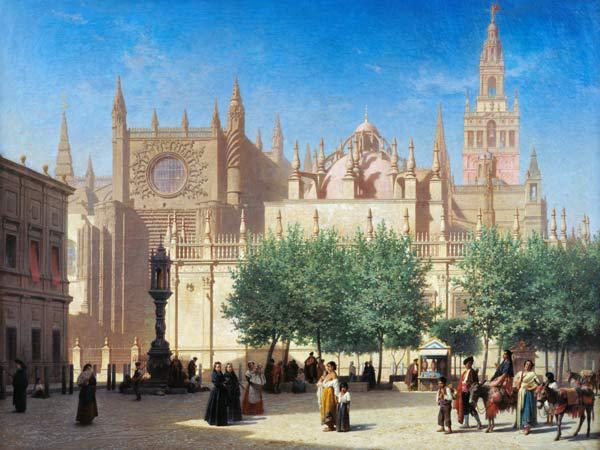 The Cathedral of Seville