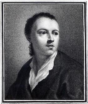 Anton Raphael Mengs; engraved by Nicolaus Mosman