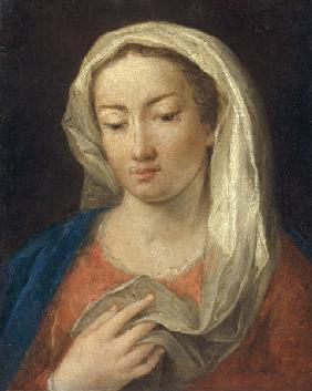 A.Longhi / Mary / Painting / C18th