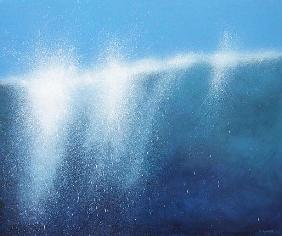 Sea Picture II, 2008 (oil on canvas)