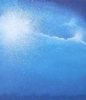 Sea Picture III, 2008 (oil on canvas)