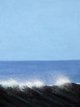 Sea Picture IV, 2008 (oil on canvas)