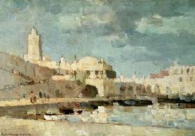 The Harbour at Algiers