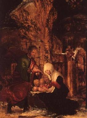 Birth of Christ (Holy Night)