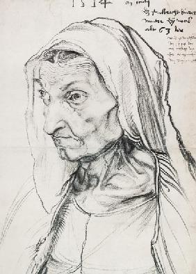 Dürer´s mother
