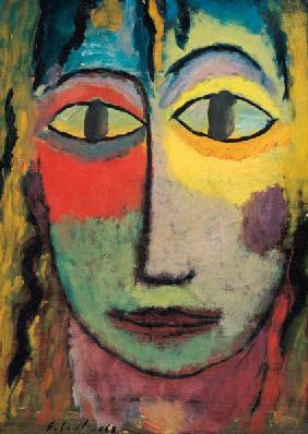 Head of a Woman 'Medusa'