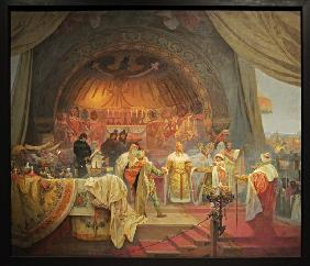 Ottokar II of Bohemia. The Union of Slavic Dynasties (The cycle The Slav Epic)