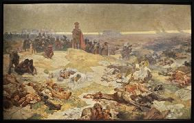 After the Battle of Grunwald. The Solidarity of the Northern Slavs (The cycle The Slav Epic)
