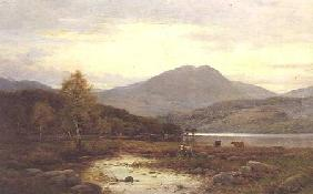 Autumn Evening, Loch Venachar