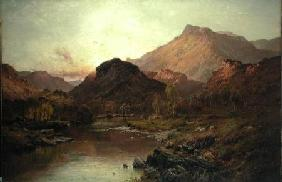 Valley of Ben Nevis