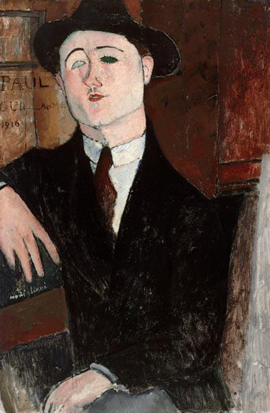 Paul Guillaume / Amedeo Modigliani