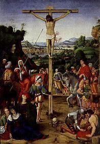 The crucifixion Christi.