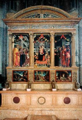 Altarpiece of St. Zeno of Verona