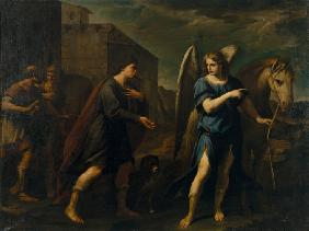 Tobias Meets the Archangel Raphael
