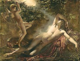 The sleep of the Endymion