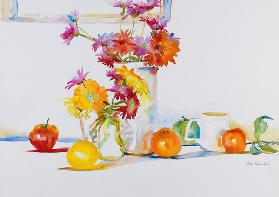 Fruit and Flowers