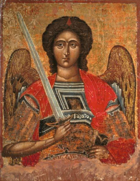 Icon of the Angel MichaelGreek
