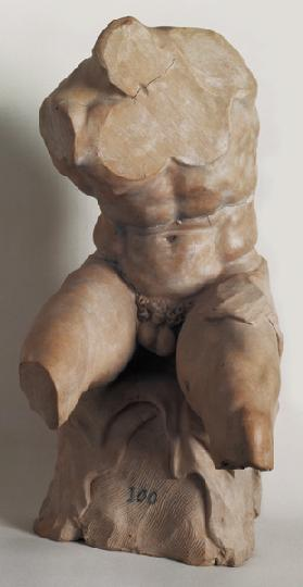 Copy of the Belvedere Torso