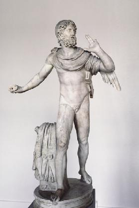 Ulysses, Roman copy of 3rd century BC original of the Pergamo school