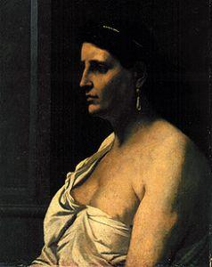 Portrait of a roman