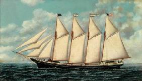 The Schooner Dorothy Belle