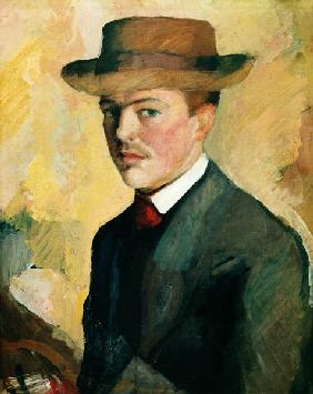 Self-portrait 1909