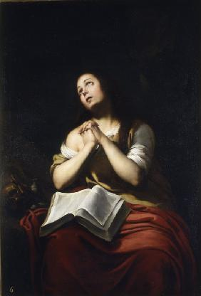 The Repentant Mary Magdalene