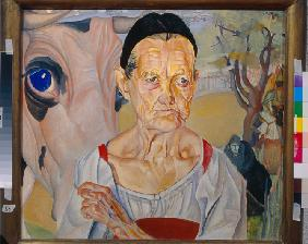 "Dairywoman (From the Cycle ""Les visages de Russie"")"