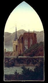 Bacharach at the Rhine