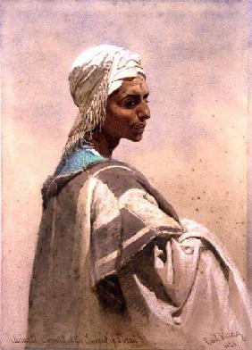 Auwatt, a Servant at the Convent of Sinai