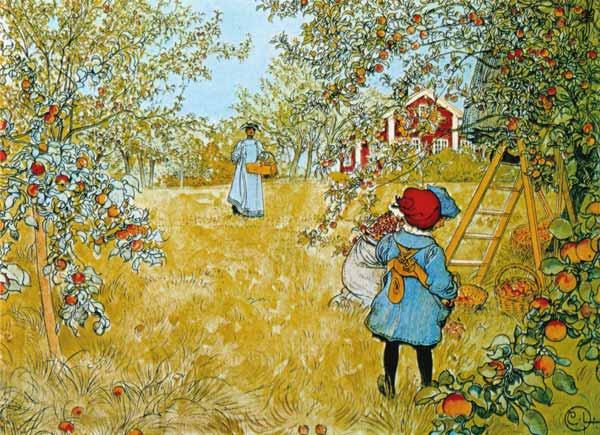 The Apple Harvest