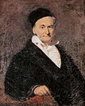 Gauss , Portrait