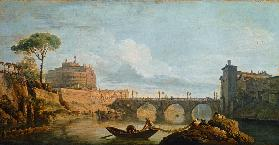 The Bridge and Castle Sant''Angelo