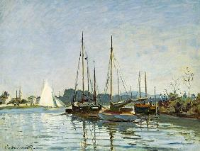 Pleasure Boats, Argenteuil