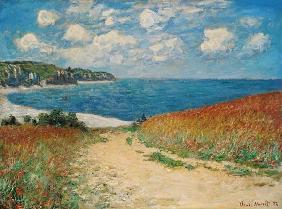 Path through the Corn to the Beach, Pourville