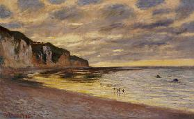 Pointe u L'Ailly - Monet
