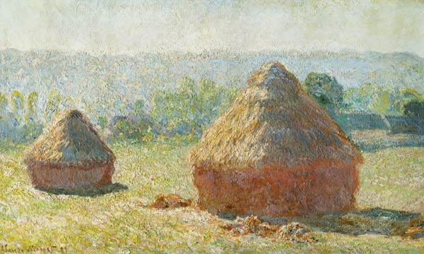 Haystacks, End of Summer