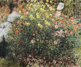 Women in the Flowers