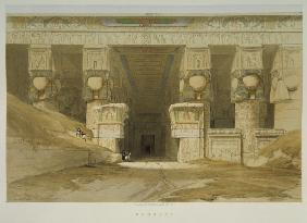 Dendera , Hathor Temple