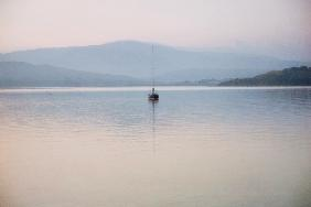 Sailboat, Bantry, Ireland