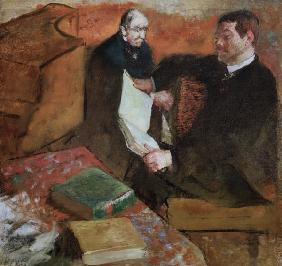 Pagans and Degas father