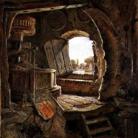 Rembrandt's Father's Mill